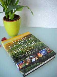 Book club food journey
