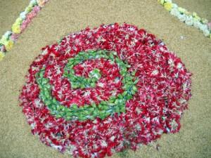 flower labryinth